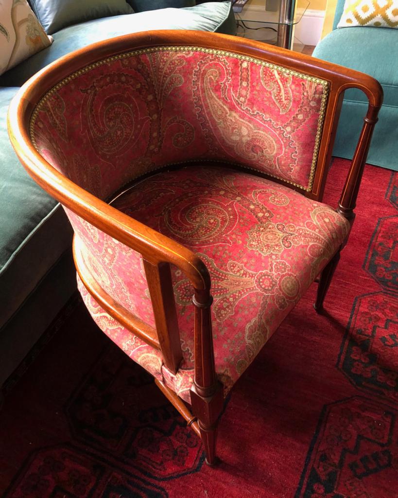 J Hornsby - Upholstery